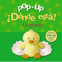 Pop-up ¿Dónde está? La granja (Castellano - A Partir De 0 Años - Manipulativos (Libros Para Tocar Y Jugar), Pop-Ups - Pop-Up ¿Dónde Está?)