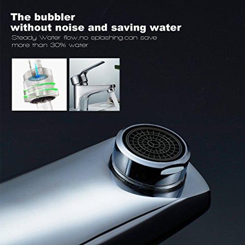 Auralum® Eleganter Einhebel Wasserhahn - 4