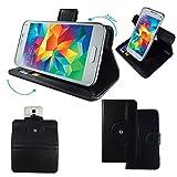 Archos 50 Saphir Smartphone Tasche / Schutzhülle mit 360°