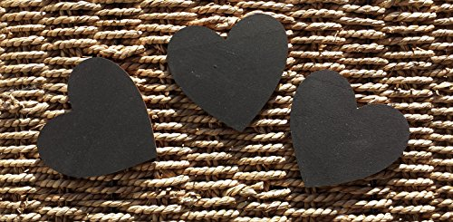 Personalizzato 3x lavagna 'Magnete 7cm cuori regalo per San Valentino mum-gi...