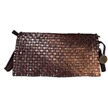 KOMPANERO Dark Brown Ladies Sling Bag