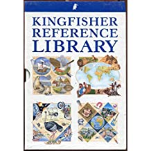 """Kingfisher Reference Library: """"Concise Children's Encyclopedia"""", """"Concise Children's World Atlas"""", """"Children's Illustrated Dictionary"""", """"Children's Illustrated Thesaurus"""""""