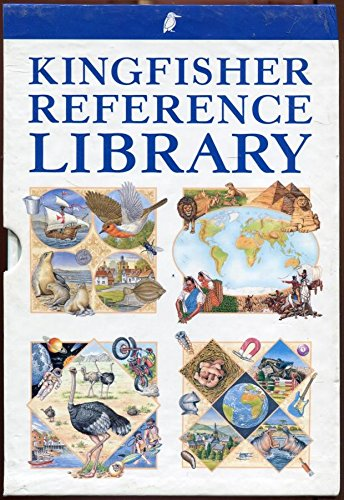 Kingfisher Reference Library: