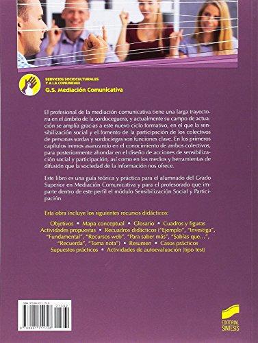 Sensibilización social y participación: 62 (Ciclos Formativos)