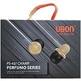 Ubon Perfumo Series Best Earphones Digital Quality Sound Premium Clear Sound Big Bass Sound Ubon Original Earphones Universal
