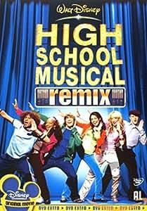 High School Musical : Premiers pas sur scène - Remix - Edition collector 2 DVD