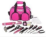 77 Teiliges Werkzeugset Pink