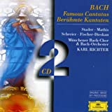J.S.Bach: Famous Cantatas (BWV 140, 56, 51, 147, 4, 202) /Karl Richter