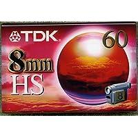 TDK P 5–60HS cintas en blanco