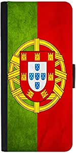 Snoogg Portugal Flag 2982 designer Protective Phone Flip Case Cover For Lg Nexus 5X