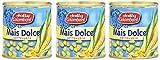 Jolly Colombani - Mais , Dolce, Sottovuoto - 4 pezzi da 160 g [640 g]