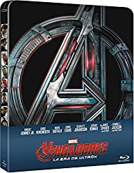 Avengers: Age Of Ultron (Region B) Steelbook (Import)
