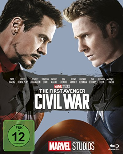 The First Avenger: Civil War [Blu-ray] - 3
