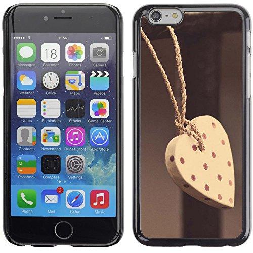 Graphic4You Art Hearts Design Harte Hülle Case Tasche Schutzhülle für Apple iPhone 6 Plus / 6S Plus Design #18