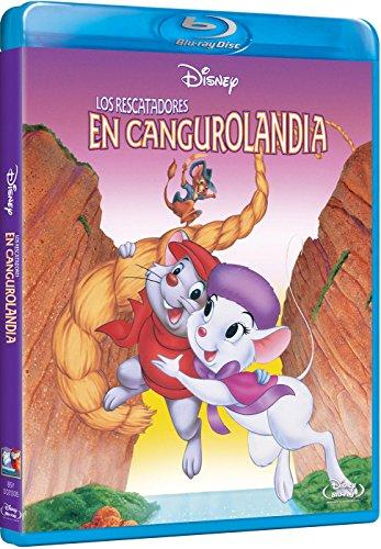 Los Rescatadores En Cangurolandia [Blu-ray]