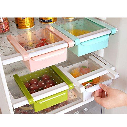Cajas de Alimentos Refrigerador Cocina Casera...