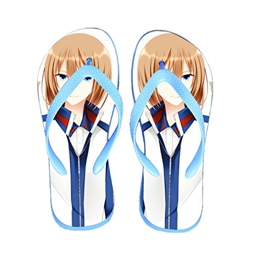 Bromeo The Prince of Tennis Anime Unisexe Flip Flops Tongs 784