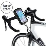 Wasserdichte Bike Fahrrad Motorrad Smartphone Halterung für ALLE SMARTPHONES Universal Schutz-Hülle