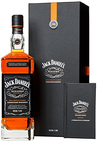 JackDaniel'sSinatraSelectWhisky(1 x 1 l) (Jack Daniels Single)