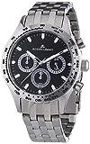 Jacques Lemans Herren-Armbanduhr XL Capri Chronograph Quarz ...
