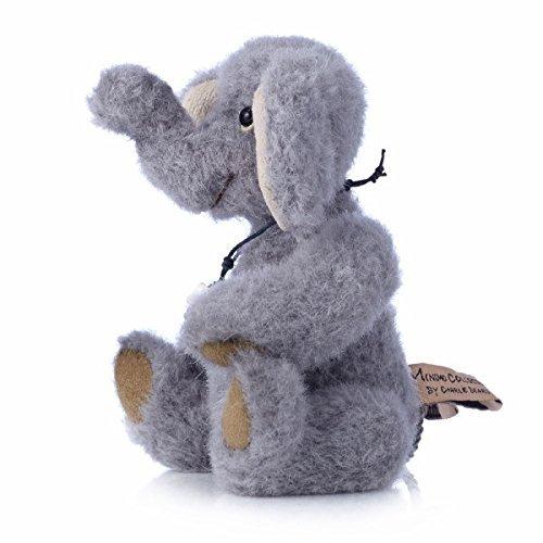 Charlie Bears Minimo Collection Bär Elefant Sammler Kornett