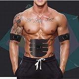 Hlidpu Muskel Stimulation Muskel Konditionierung Gurt Fettbrenner Gerät 6-Modus und 10-Level-Stimulation-Tragbare USB-Ladegerät - 3