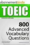 TOEIC Interactive self-study: 800 Adv...