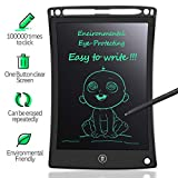 CITRA LCD Writing Tablet, 8.5 inch Doodle Board, Electronic Drawing & Writing Board, with Smart Writing Stylus for Kids Gifts, School,Office, Fridge or Family Memo, Random Color