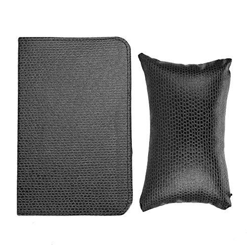 Soft Nail Art -Juego almohadillas almohadas mano-Soporte