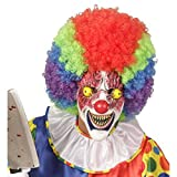 Latex Maske Horror Clown Halloween