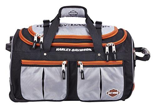 harley-davidson-34-xlg-wheeling-duffel-silver-black