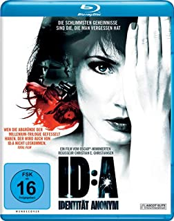 ID:A - Frau ohne Vergangenheit [Blu-ray]