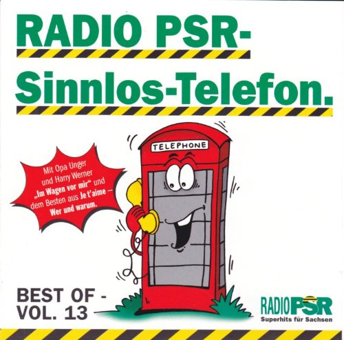 Radio PSR Sinnlos Telefon Vol. 13 13 Telefon