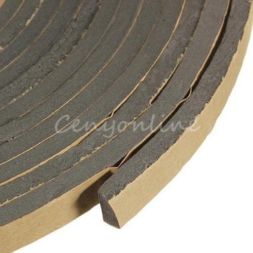 Generic YCUK2_150804_156<1&4295*1> Rollher ip de calado de las inclemencias del tiempo de calado de 5 m de Vinilo puertas de espuma impermeable para Puerta Ventana de tira de 5 m de vinilo