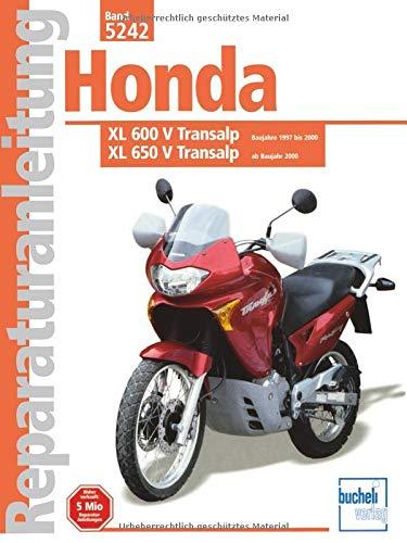 Honda XL 600 V TransalpBj 1997-2000 / XL 650 V Transalp ab Bj 2000 (Reparaturanleitungen) -