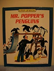 Mr. Popper's Penguins/a Pop-Up Book: A Pop-Up Book by Richard Atwater (1993-04-01)