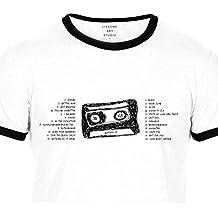 Mixtape T-Shirt PEARL JAM von Lissome Art Studio