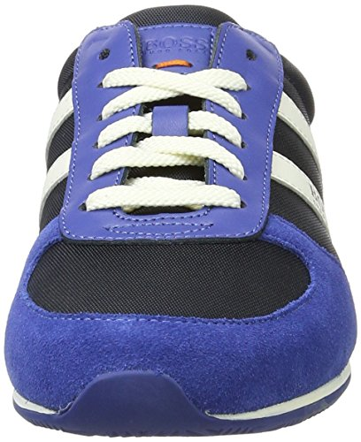 Boss Orange Orland, Sneakers Basses Homme Bleu (Bright Blue 430)