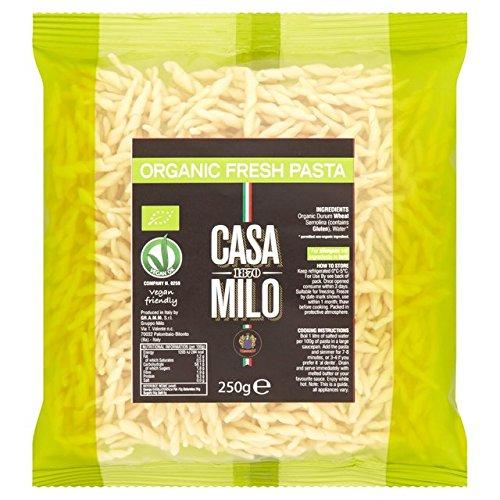 Casa Milo Organic Fresh Trofie, 250g Test