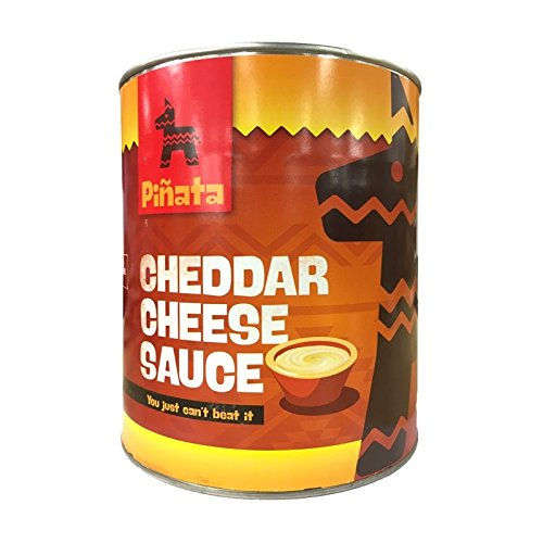 Piñata Cheddar Cheese Sauce, 1er Pack (1 x 3 kg)