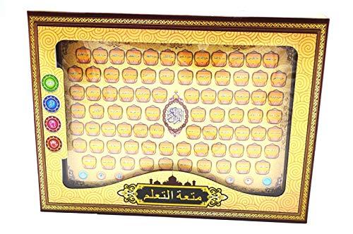 Kinder Tablet Koran Muslim Lernspielzeug Dua Islamisch Spielzeug Quran Islam Pad Allah Duaa Arabisch