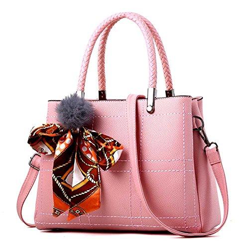 Ddfly - Borsa Donna Bambina Pink