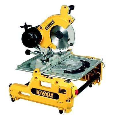 DeWalt DW743N 240V 250mm Combination Saw