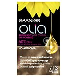 Garnier Olia Permanent Hair Colour 7.13 Dark Beige Blonde