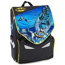 830a0ea66f Batman e Justice Leaugue - Zaino Scuola Estensibile