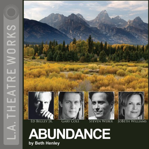 Abundance  Audiolibri