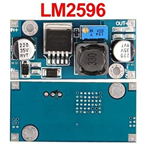 LM2596 Schaltreglermodul, DC-DC, verstellbarer Abwärtswandler