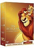 Le Roi Lion - Coffret 4 DVD