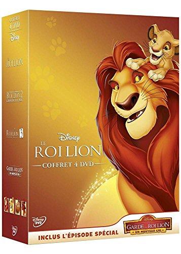 le-roi-lion-coffret-4-dvd