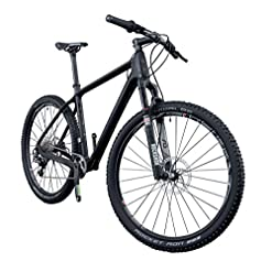 "Shockblaze BK14SB1441 Krs Team Evo 29"" Mountain Bike, Nero"